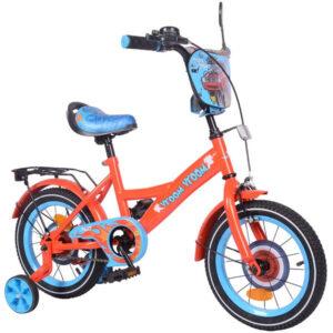 Двухколесный велосипед ТиллиT-214212/1 Vroom