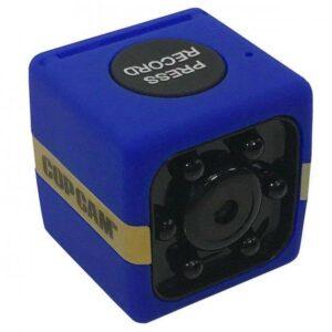 Камера видеонаблюдения Cop Cam K-9241 с аккумулятором Full HD мини ip камера