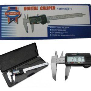 Штангенциркуль электронный с LCD дисплеем  Digital caliper 150мм