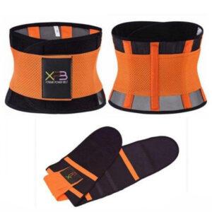 Эффективный пояс для похудения и коррекции фигуры XPB power belt