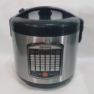 Мультиварка Rainberg RB-6208 6 л 42 программы 1000 W+книга рецептов