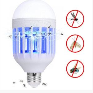 Светодиодная лампа приманка для насекомых Zapp Light 2617 уничтожитель насекомых