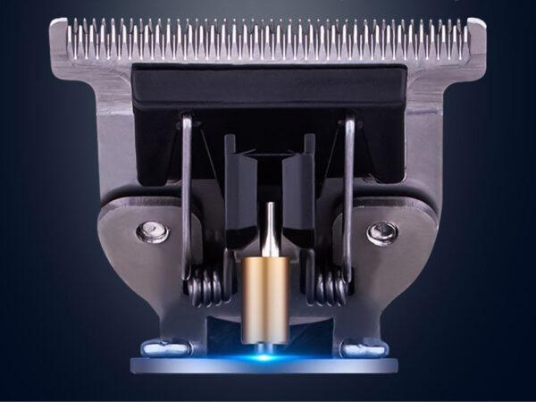Профессиональная Электробритва  Триммер для волос T9 USB 2