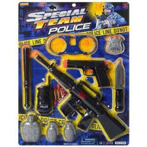 Детский набор полицейского Special Team Police