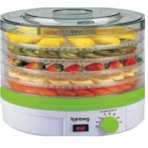 Сушилки для овощей и фруктов дегидратор  Rainberg RB-912 800W