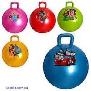 Детский фитнес мяч