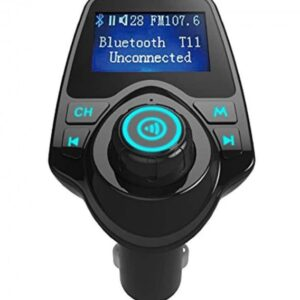 ФМ модулятор FM трансмиттер с Bluetooth T11