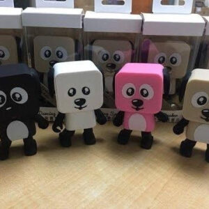 Портативная Bluetooth колонка танцующая собака робот. Танцующая Собака DOG