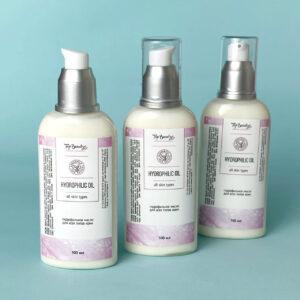 Гидрофильное масло для всех типов кожи Top Beauty 100 мл