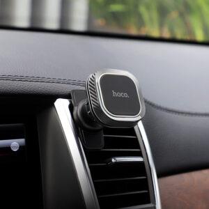 Магнитный держатель холдер для телефона в машину Hoco CA52