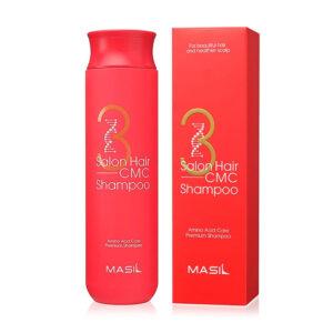 Восстанавливающий профессиональный Шампунь с аминокислотами Masil 3 Salon Hair CMC Shampoo 300мл