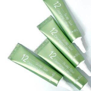 Очищающий лосьон для кожи головы Masil 12 Scalp Spa Cleansing Lotion, 15мл