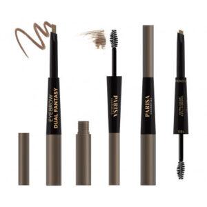 Гель для бровей + выкручивающимся карандашом для бровей Parisa для расчесывания