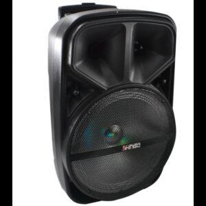 Колонка портативная акустическая KIMISO QS-1201 50*30 см