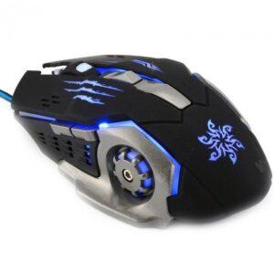 Игровая проводная оптическая мышка GAMING MOUSE X1