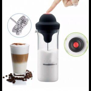 Портативный миксер для сливок и молока Milk Frother стакан для молочных коктейлей 450Мл HSM-50229