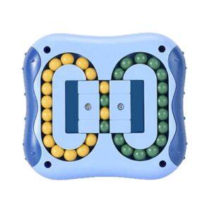Головоломка антистресс для детей IQ Ball Puzzle Ball Rotating Magic Spin Bean Cube
