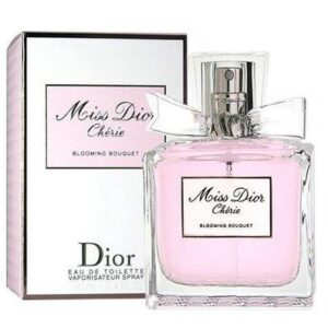 Женская туалетная вода Dior Miss Dior Cherie Blooming Bouquet 100 мл Реплика