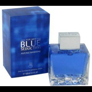 Мужская туалетная вода Antonio Banderas Blue Seduction 100 мл Реплика