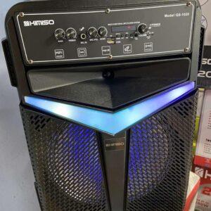 Колонка портативная акустическая KIMISO QS-1520