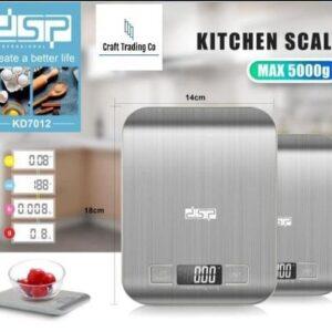 Цифровые точные кухонные весы KD-7012