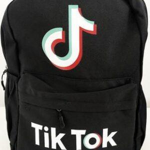 Рюкзак городской вместительный TikTok R272 Черный