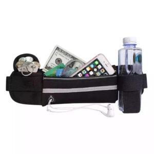 Спортивная сумка на пояс с отделом для бутылки Belt-Case