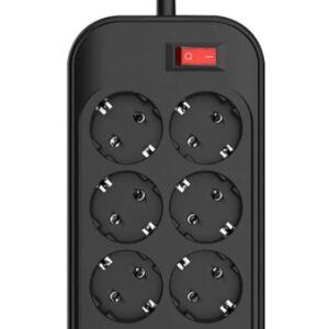 Удлинитель сетевой фильтр Ldnio SE6403