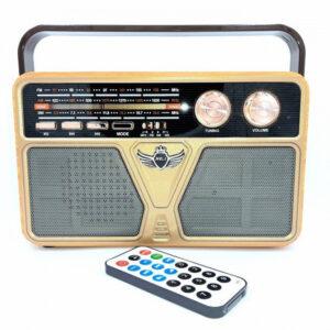 Радиоприемник Bluetooth аккумуляторный с пультом Kemai MD-507 BT