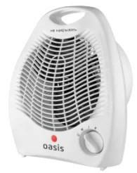 Тепловентилятор спиральный OASIS SD-20RC