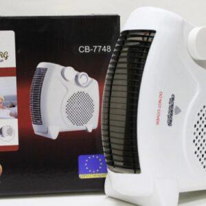 Тепловентилятор, обогреватель дуйка Crownberg CB-7748