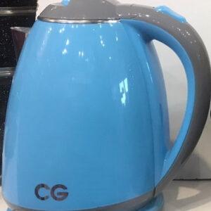 Электрический чайник с металлической колбой СG Синий