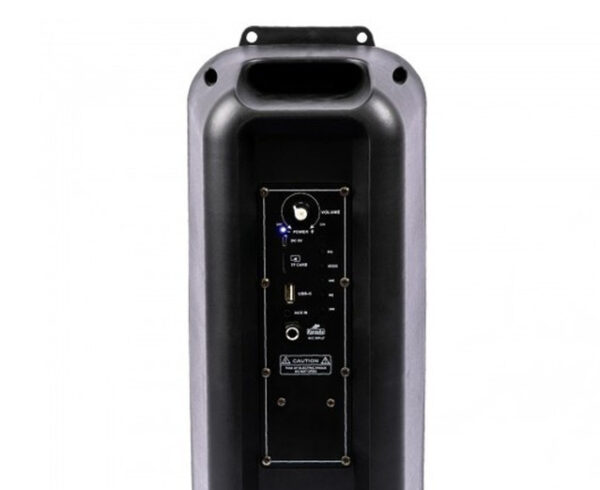 Акустическая аккумуляторная колонка 45 Вт Ailiang Lige-A49 (USB/FM/BT/LED) беспроводная Bluetooth акустика