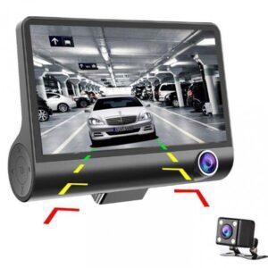 Качественный Авторегистратор XH202/319 (3 камеры)