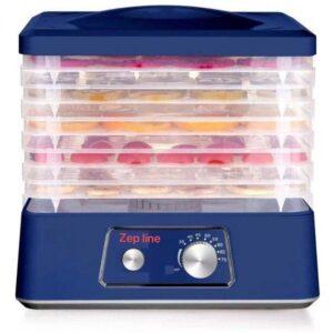 Сушильный аппарат сушилка для фруктов , овощей и прочих продуктов , сушка , дегидратор Zepline ZP-028