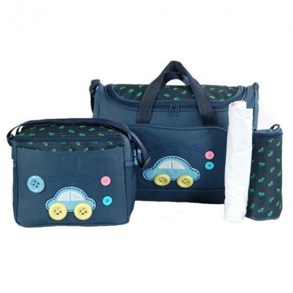 Комплект сумок для мамы 3 шт Traum Cute as a Button Супер Качество!