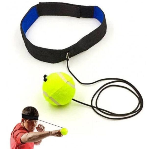 Тренажер для бокса boxing ball   Мяч для отработки ударов   Боксерский тренажер