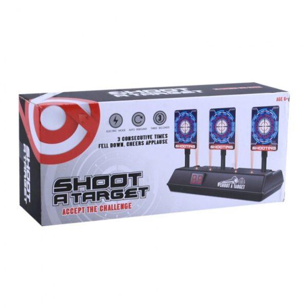 Электронная мишень с динамиком Shoot A Target