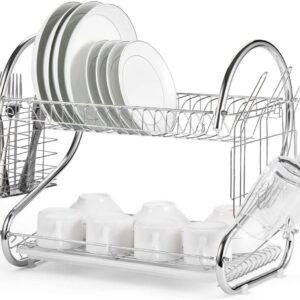 Органайзер для сушки посуды и кухонных приборов Wet Dish Organiser 8051S ART-0448