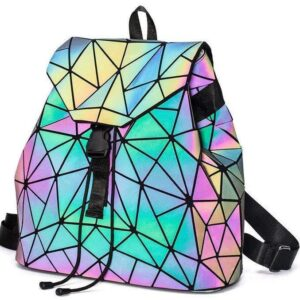 Женская стильная сумка-рюкзак Хамелеон Bao Bao № 568
