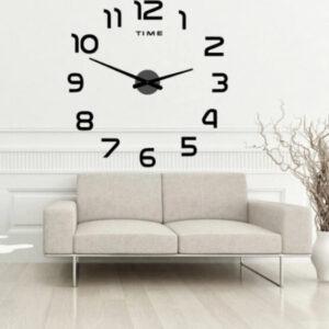 """Стильные настенные часы с цифрами """"Diy Clock"""" NEW"""